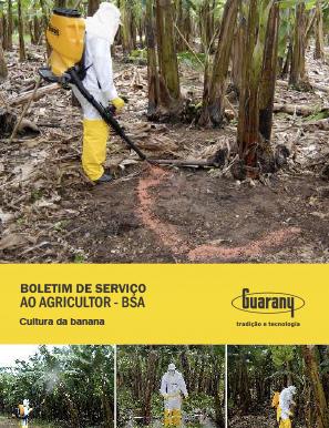 Boletim de Serviço ao Agricultor - Cultivo da Banana