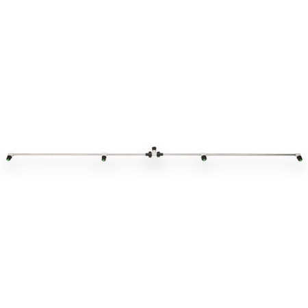Horizontal Bar with 4 nozzles - 1.5 m