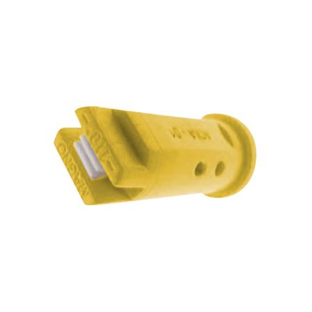 Pontas anti-deriva com indução de ar ( AI ) Amarela