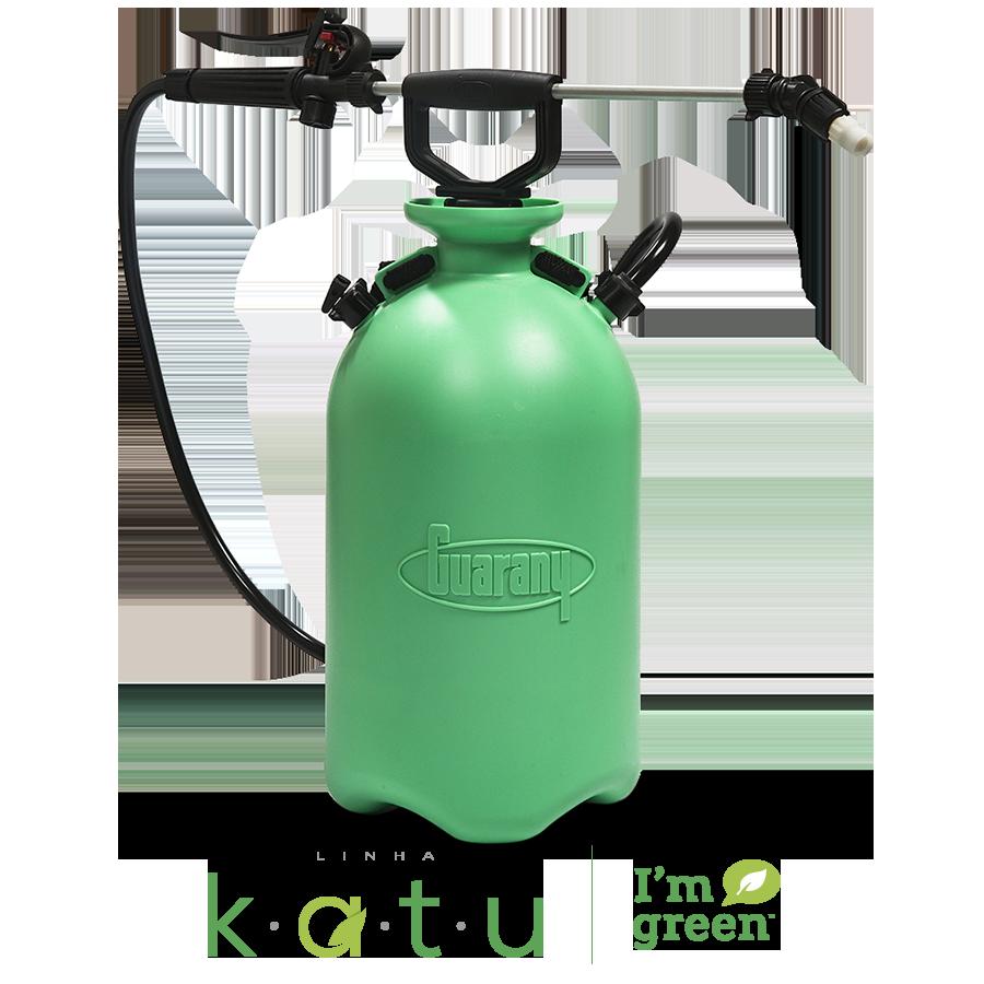 Linha KATU - Pulverizador de Compressão Prévia 7,6L