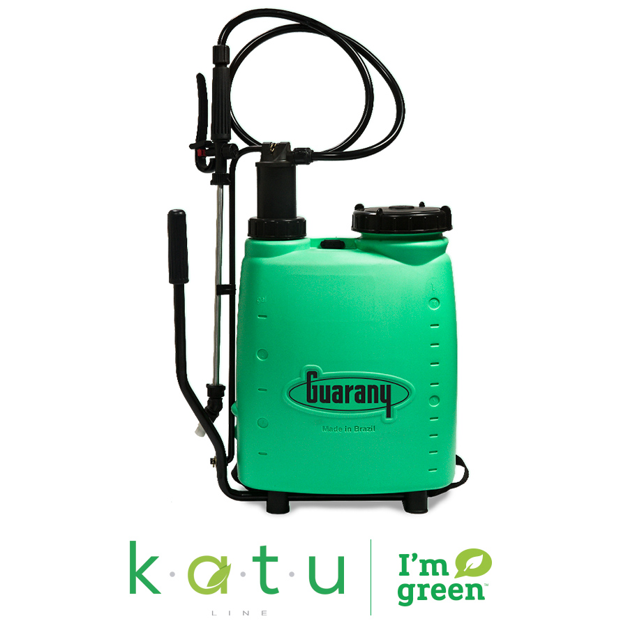10L MANUAL KNAPSACK SPRAYER - KATU LINE