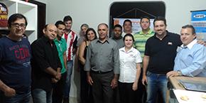 Guarany participa de Curso de Formação de Zeladores