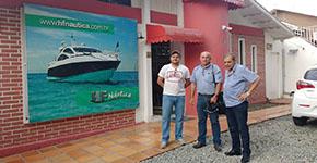 Curitiba recebe a Guarany para demonstração de equipamentos