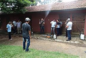 Treinamento na Guarany