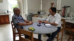 Executivo da Guarany visita países da América Central