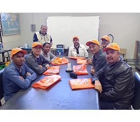 Técnicos do Centro de Zoonoses da cidade de Jardinópolis recebe treinamento