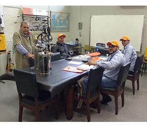 Setor de Controle de Vetores e Pragas Urbanas da cidade de Penápolis visita a Guarany