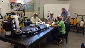 Prefeitura de Araçatuba adquire conhecimentos técnicos na Guarany