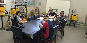 Guarany recebe profissionais para treinamento técnico