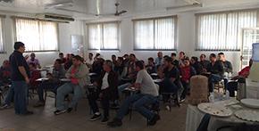 Treinamento de capacitação técnica em Ribeirão Preto